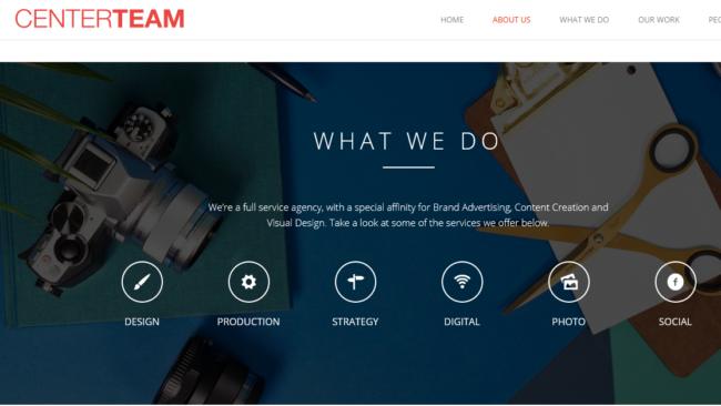 Center Team-Digital Marketing Agency-Europe