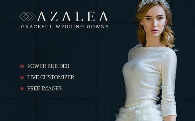Azalea - Elegant WooCommerce Theme