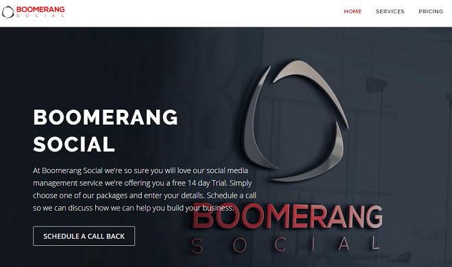 Boomearang Social