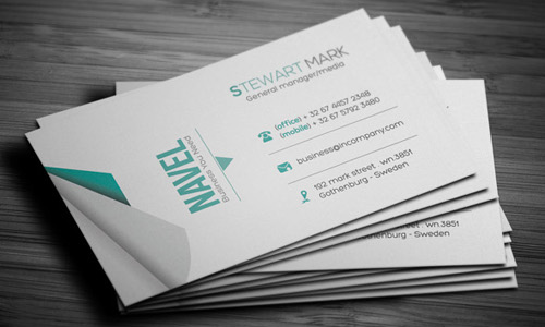 20 best corporate business cards designs for your inspiration colourmoves