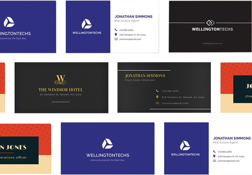 Free Business Card Templates