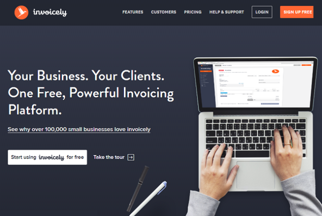 Invoicely-Free-Online-Invoicing-Software