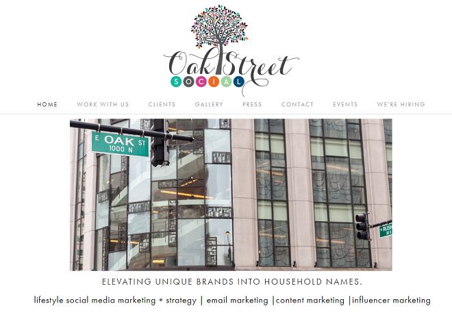 Oak Street Social