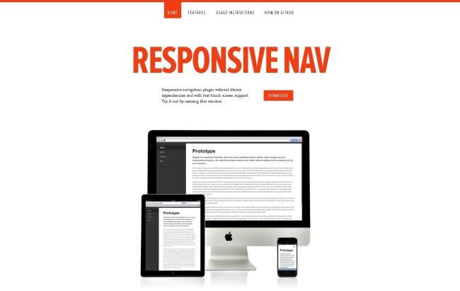 Responsive-Nav