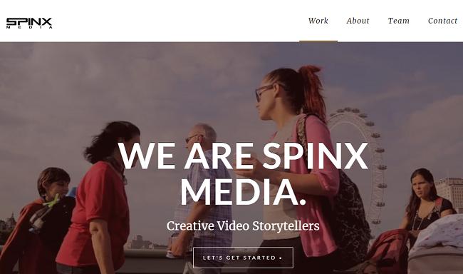 Spinx Media