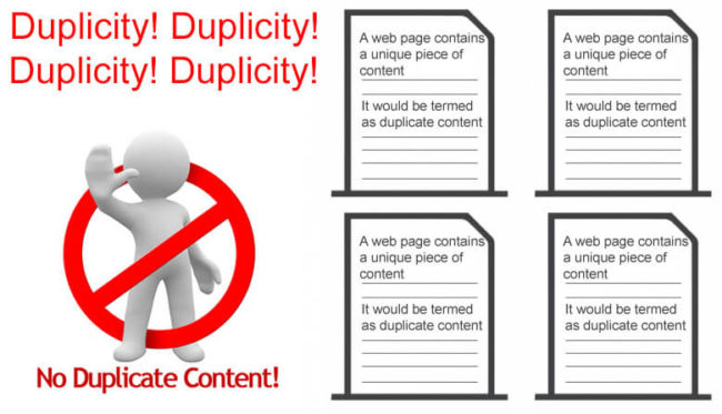 how to avoid making duplicate document google