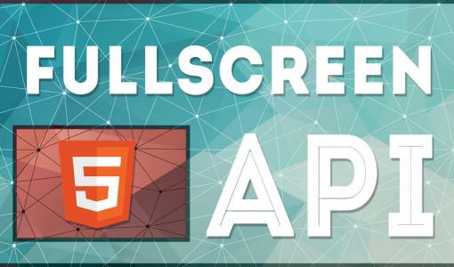html5FullscreenAPI