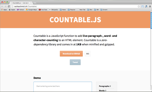 javascript-tool-countble