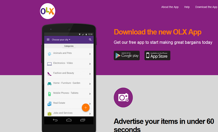 Draw Maximum Benefits Out of OLX Mobile Apps