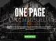 single page theme