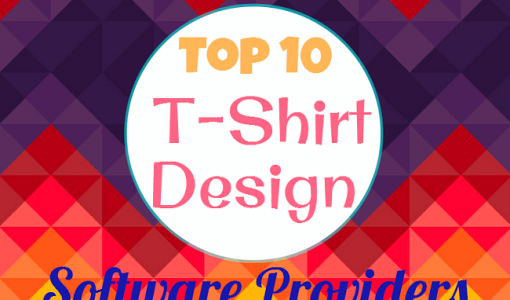 top 10  Online T-Shirt Design Software Providers